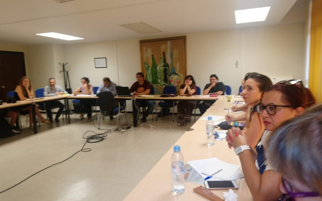 La Red Artemisa participa en las jornadas de formación en salud de la Red Equi-Sastipen-Rroma
