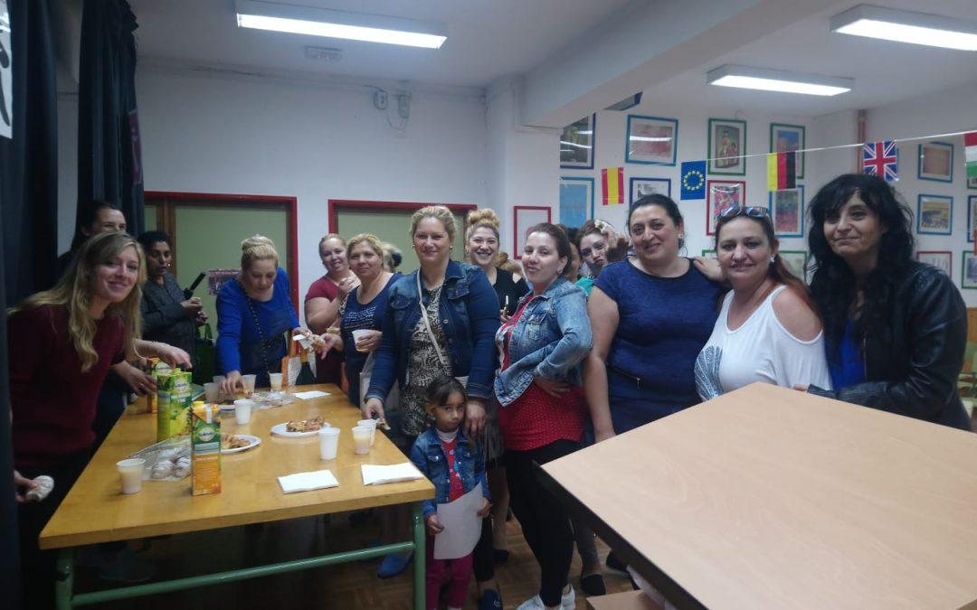 Reunión de familias en el IES Joaquín Rodrigo para clausurar el curso.